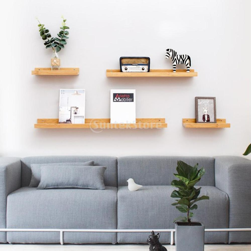 Floating Shelves Trays Bookshelves And Display Bookcase