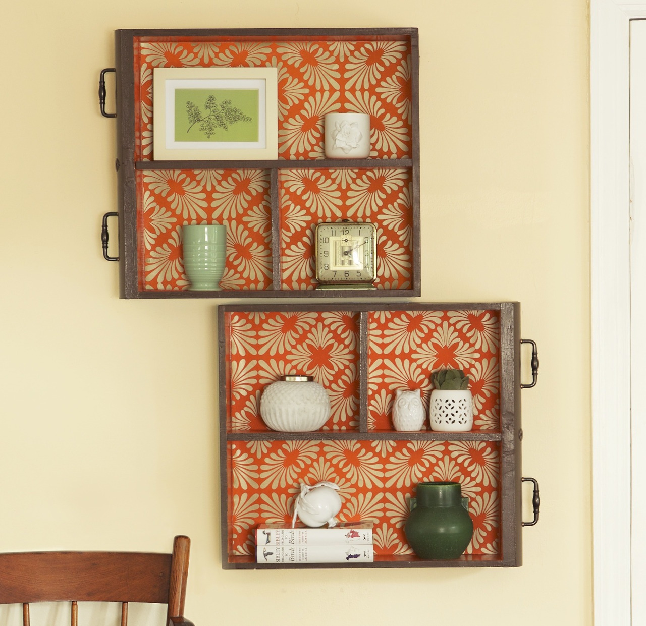 This Old House — Upcycle Old Drawers Into Shelves Move Your