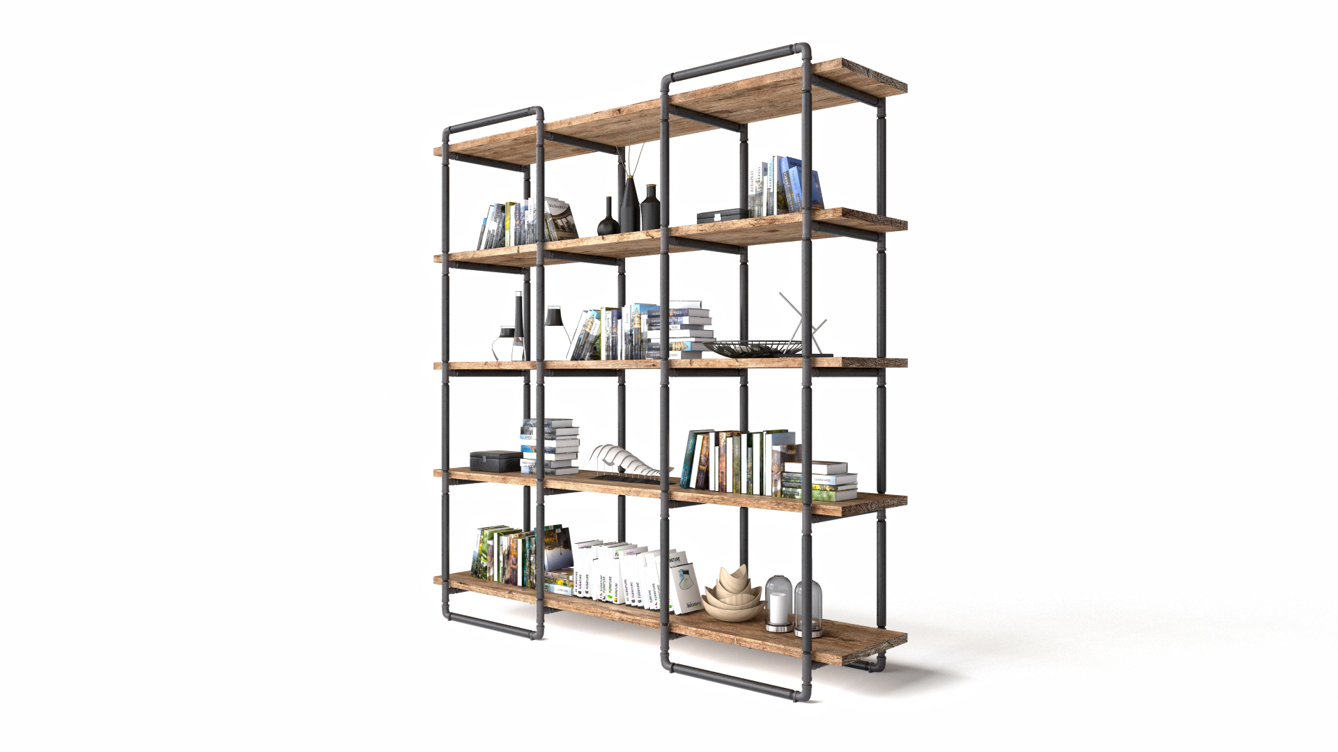 Industrial Shelves   Flyingarchitecture