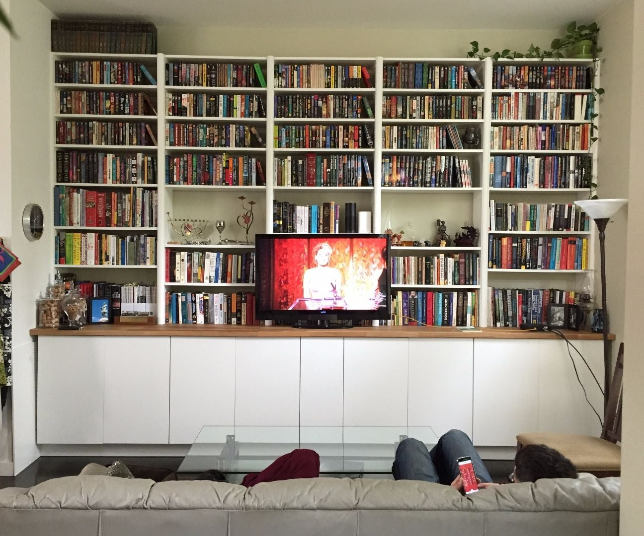 Ikea Hack: Built-in Cabinets And Bookshelves: 6 Steps (with Pictures)