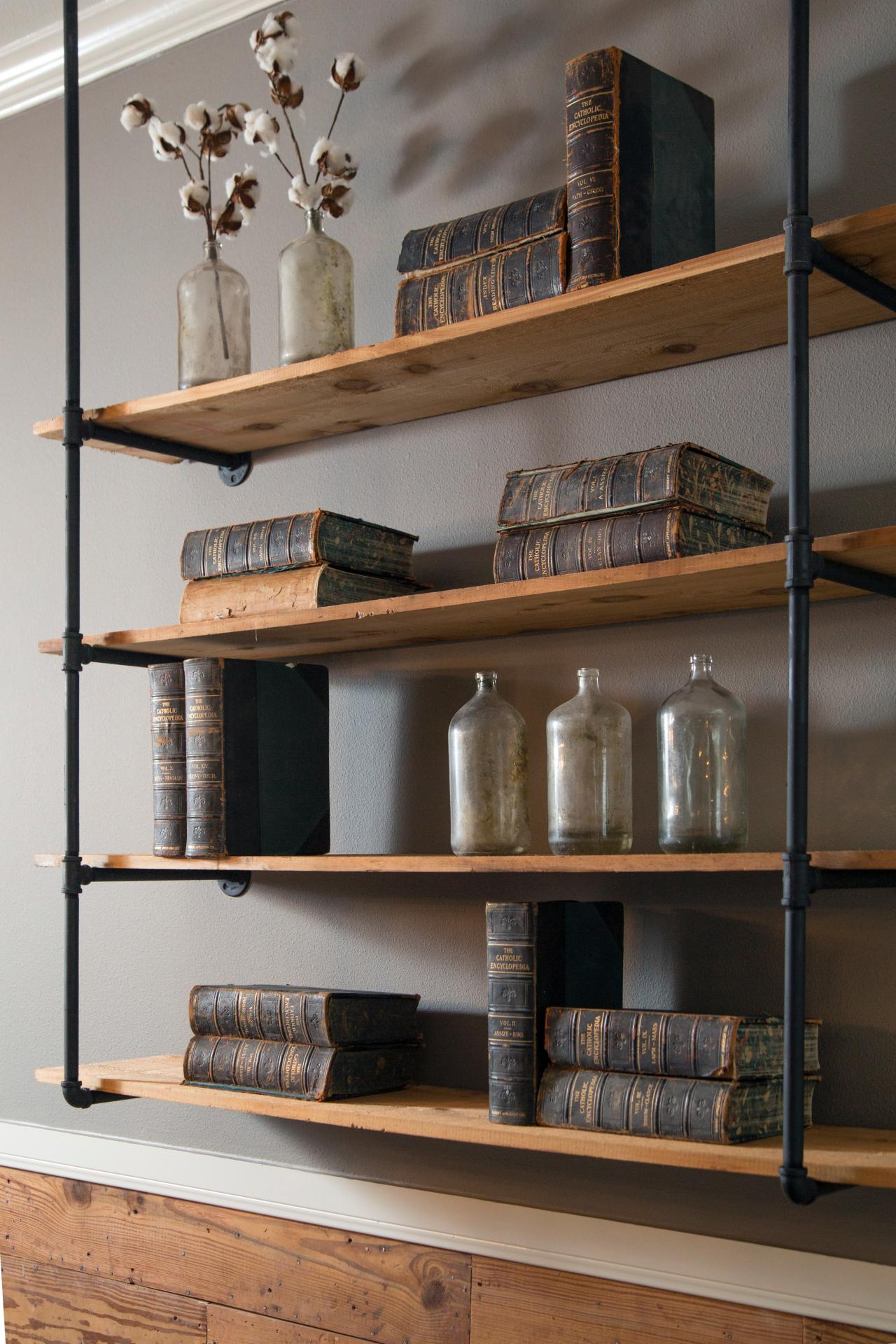 Make Your Bookshelves Shelfie-worthy With Inspiration From Fixer
