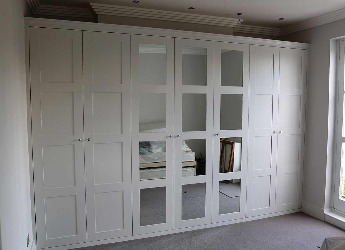 Fitted Wardrobes, Bookcases, Shelving, Floating Shelves, London
