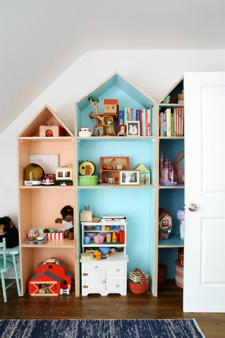 Colorful, Custom Toy Shelves   Your Ultimate Home Guide   Toy