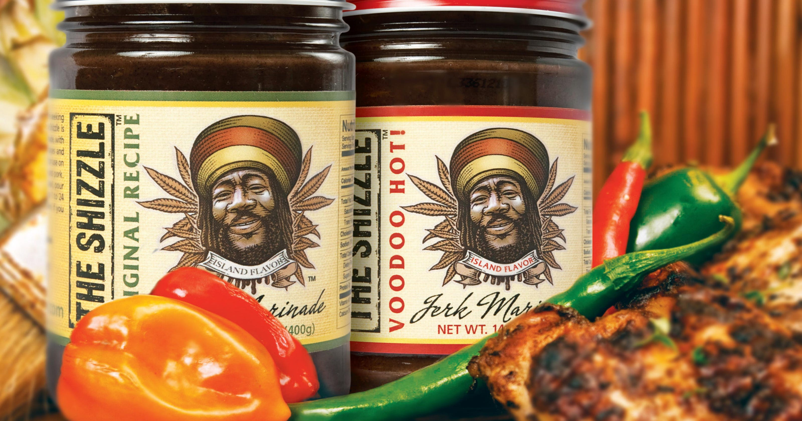 The Shizzle' Jerk Marinade Comes To Publix Shelves Just In Time For