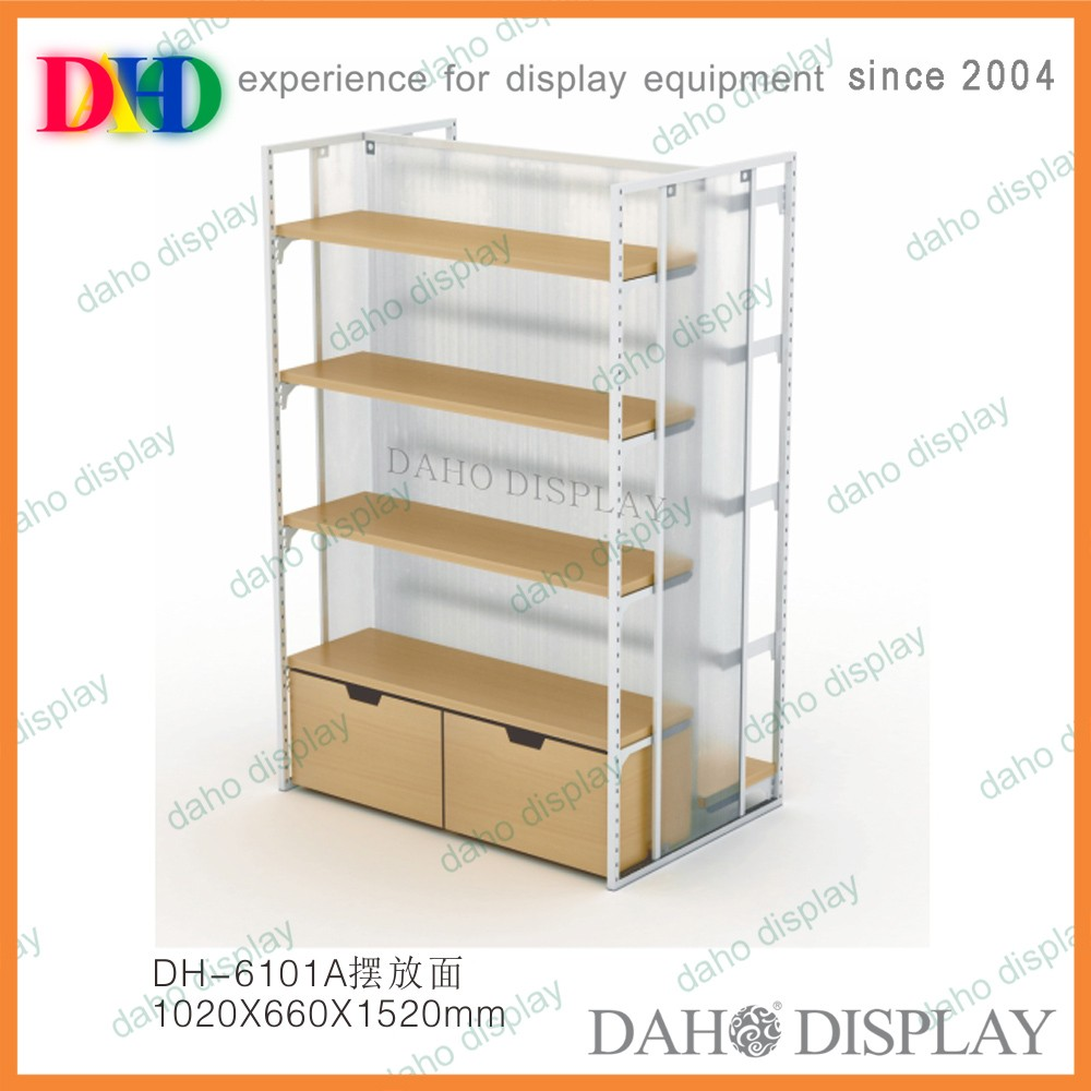 Miniso Display Shelf Underwear Hair Salon Display Shelves, View Display  Shelf, Product Details From Pujiang Daho Display Equipment Factory On