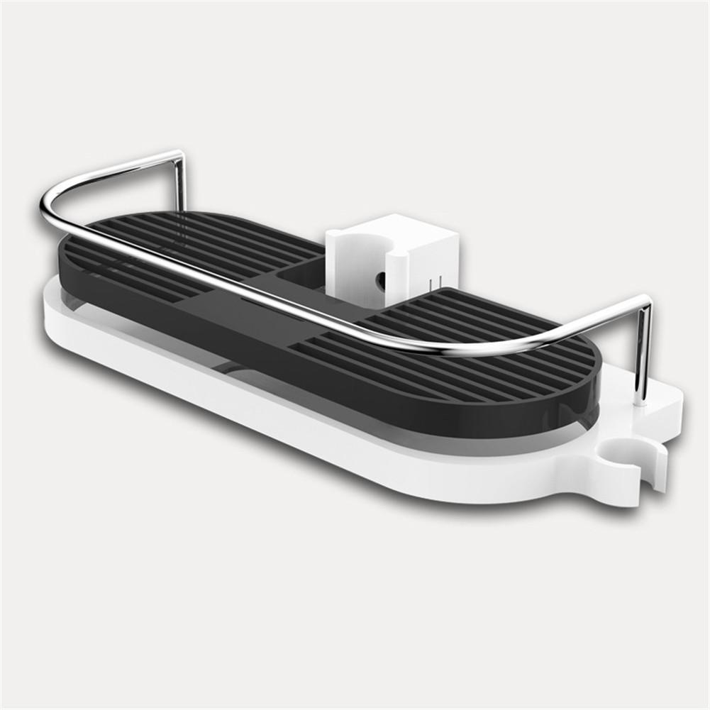 Bath Products Bathroom Shower Caddy Shelves,bathroom Shelf,shower  Shelf,durable Bathroom Shelf ( No Drilling) For Buckle Type And Adjustable