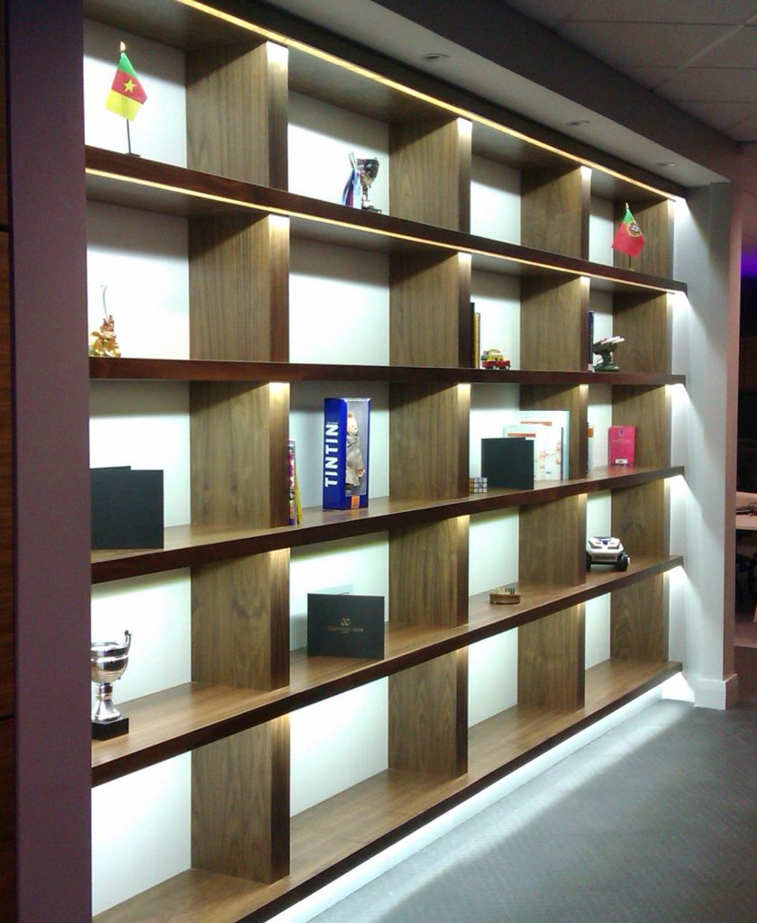 Bringing Your Bookshelves To Life With Instyle's Led Tapes
