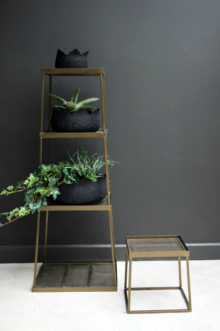 Industrial Stacking Shelves - Mad About The House
