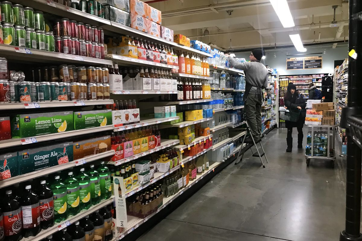 Amazon's Changes To Whole Foods Mean Empty Shelves, Fewer Local