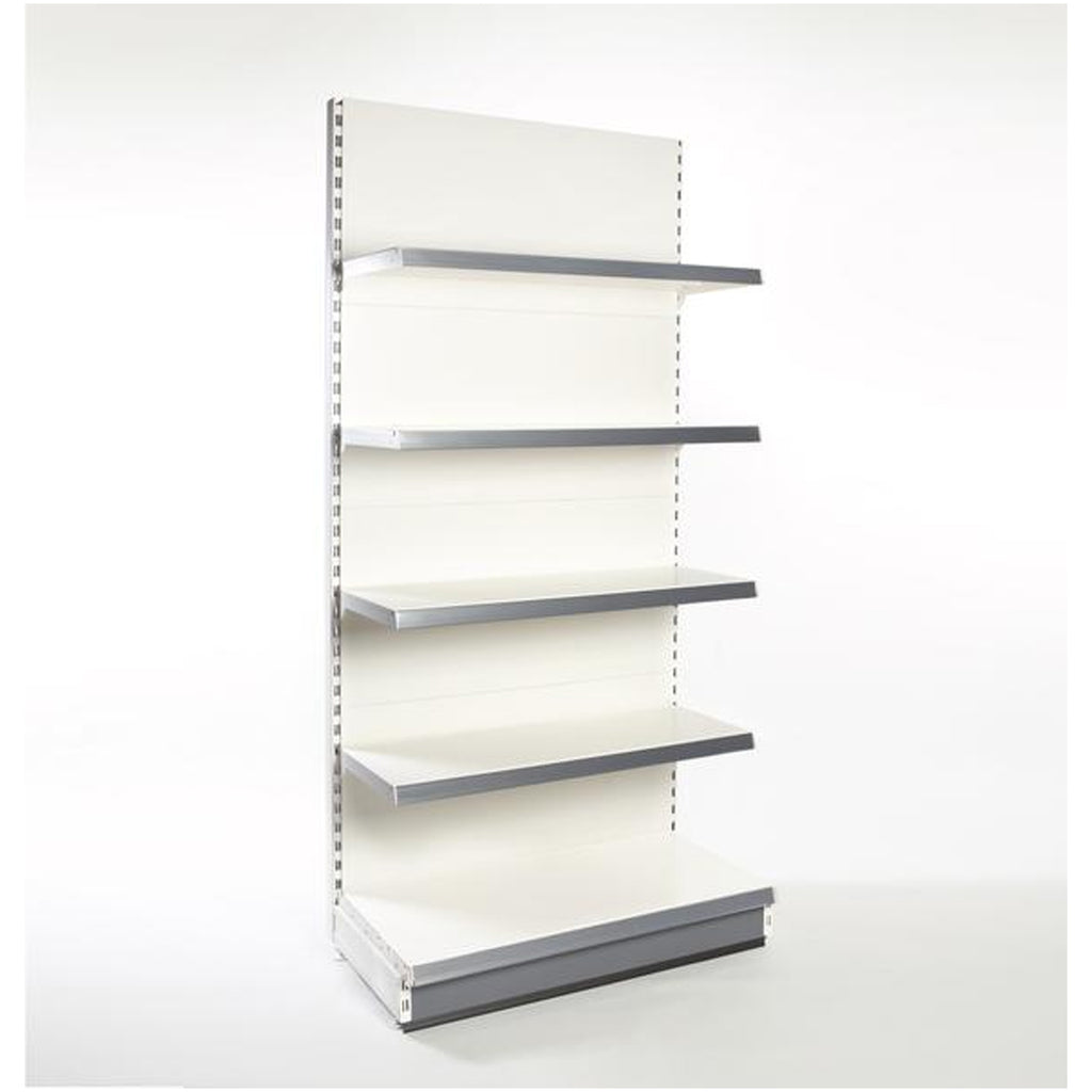 22m High Wall Bay With Shelves