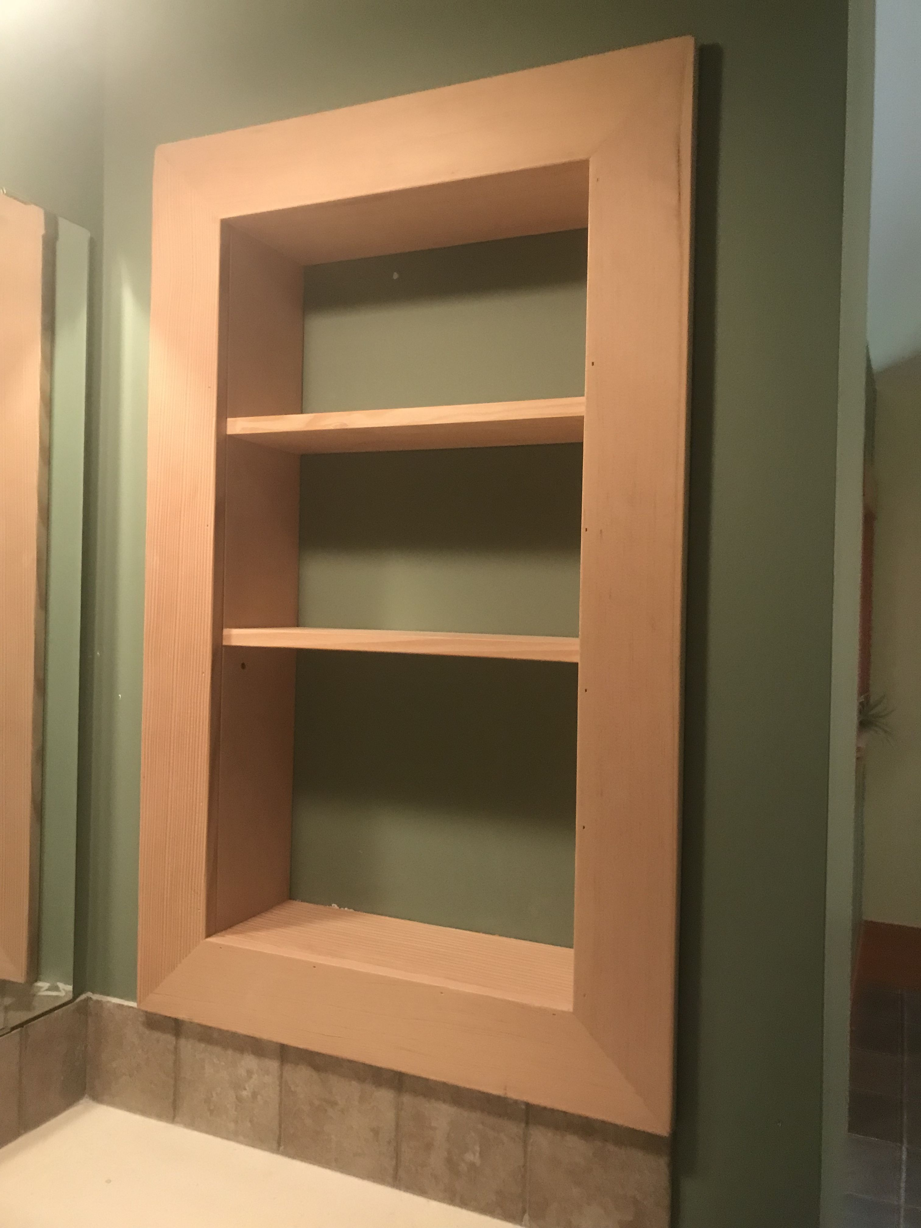 Pin By Mary Foy On Shelving In 2019 | Home Decor, Carpentry, Shelves