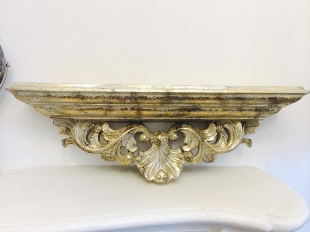 2 X Antique Ornate Shelves/ Corbels / French / Rococo   In Great Barr, West  Midlands   Gumtree