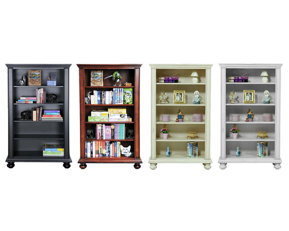 Winners Only Open Bookcase With Shelves Wo-bb136b