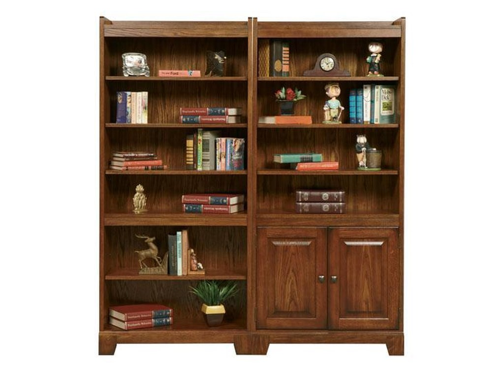 Zahara Open Bookcase With 6 Shelves By Winners Only At Lindy's Furniture  Company
