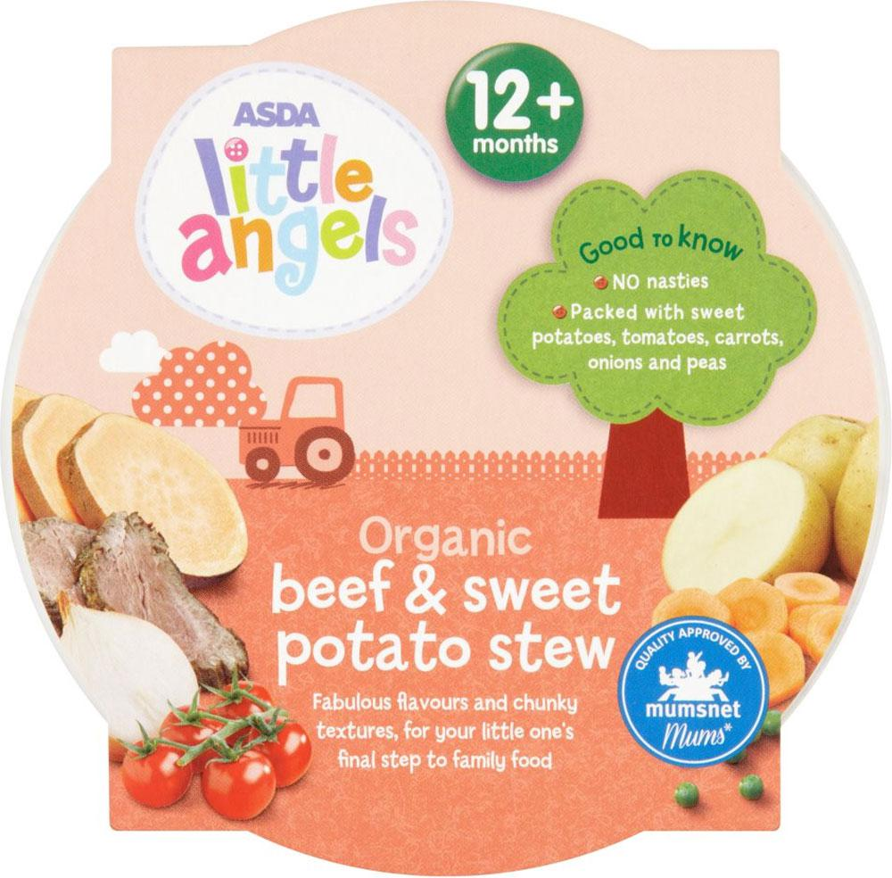 Asda Pulls Little Angels Baby Food From Shelves After