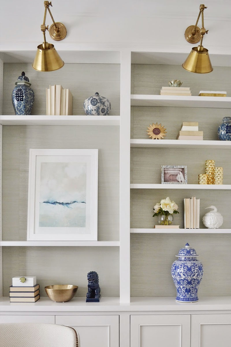 7 Secrets To Styling Your Shelves | Kathy Kuo Blog | Kathy