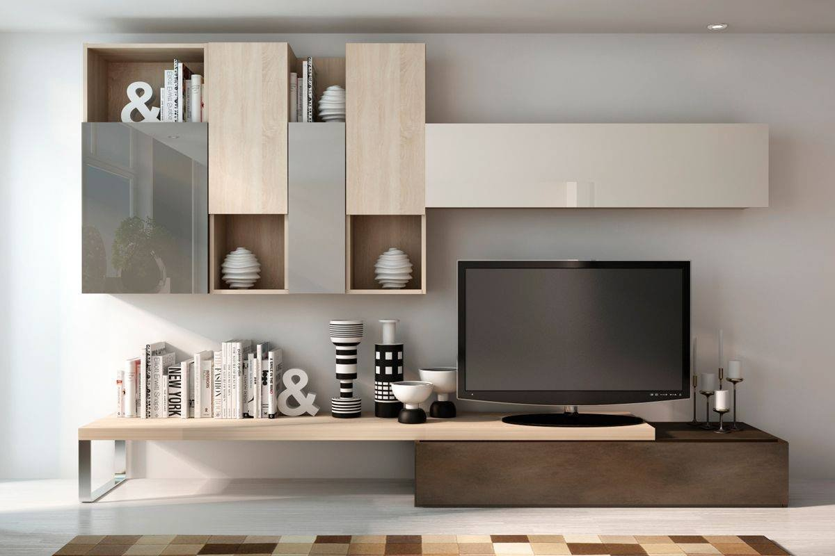 17 Outstanding Ideas For Tv Shelves To Design More