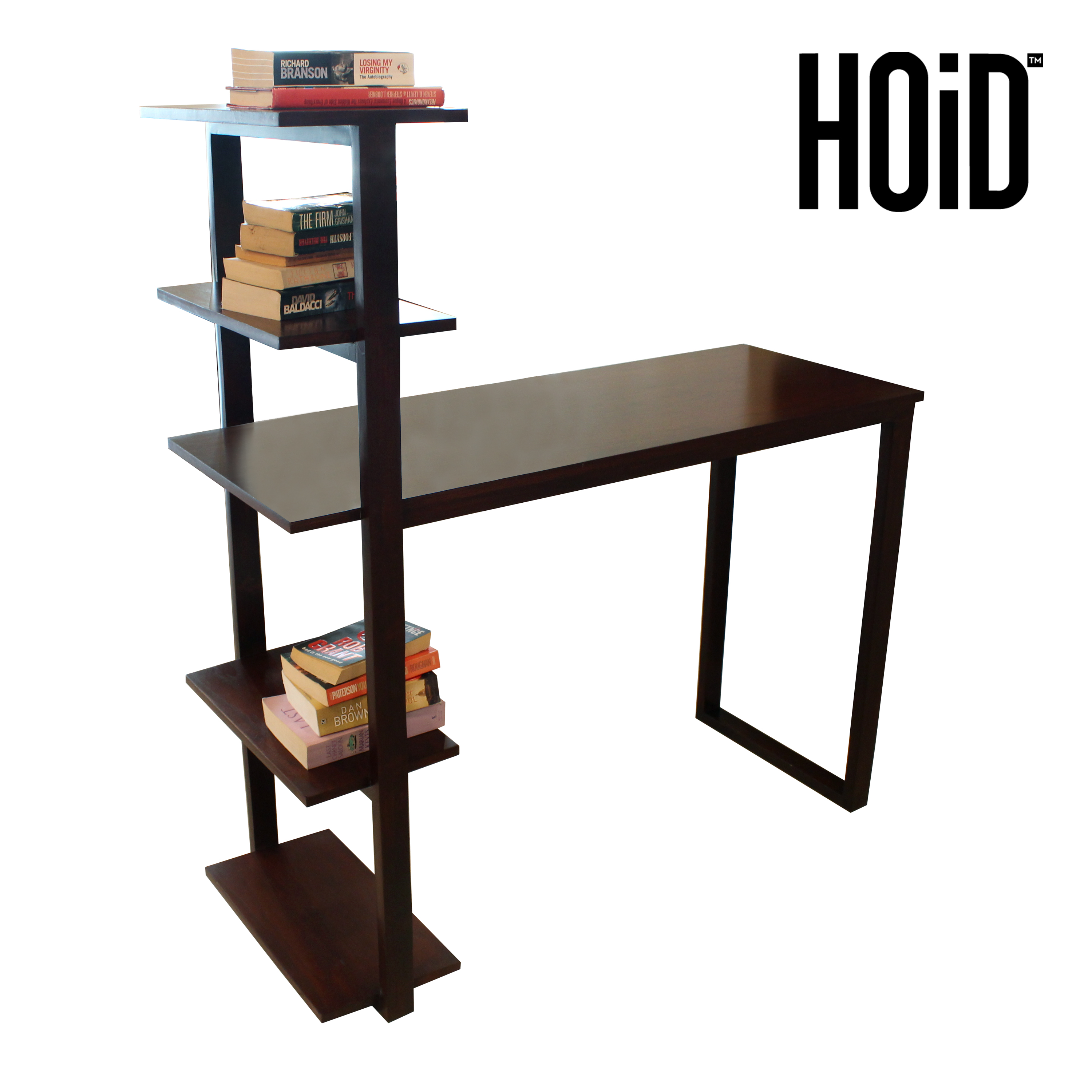 Hape Study/ Office Table With 4 Shelves