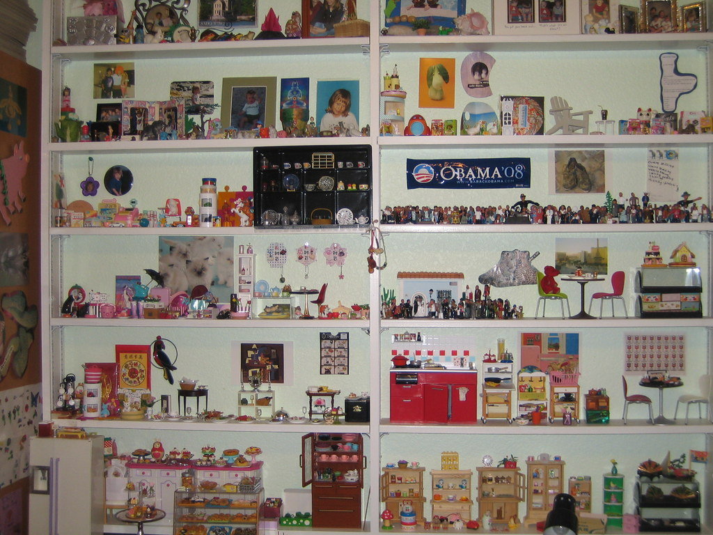 Rement Storage | My Husband Built These Shelves For Our Daug