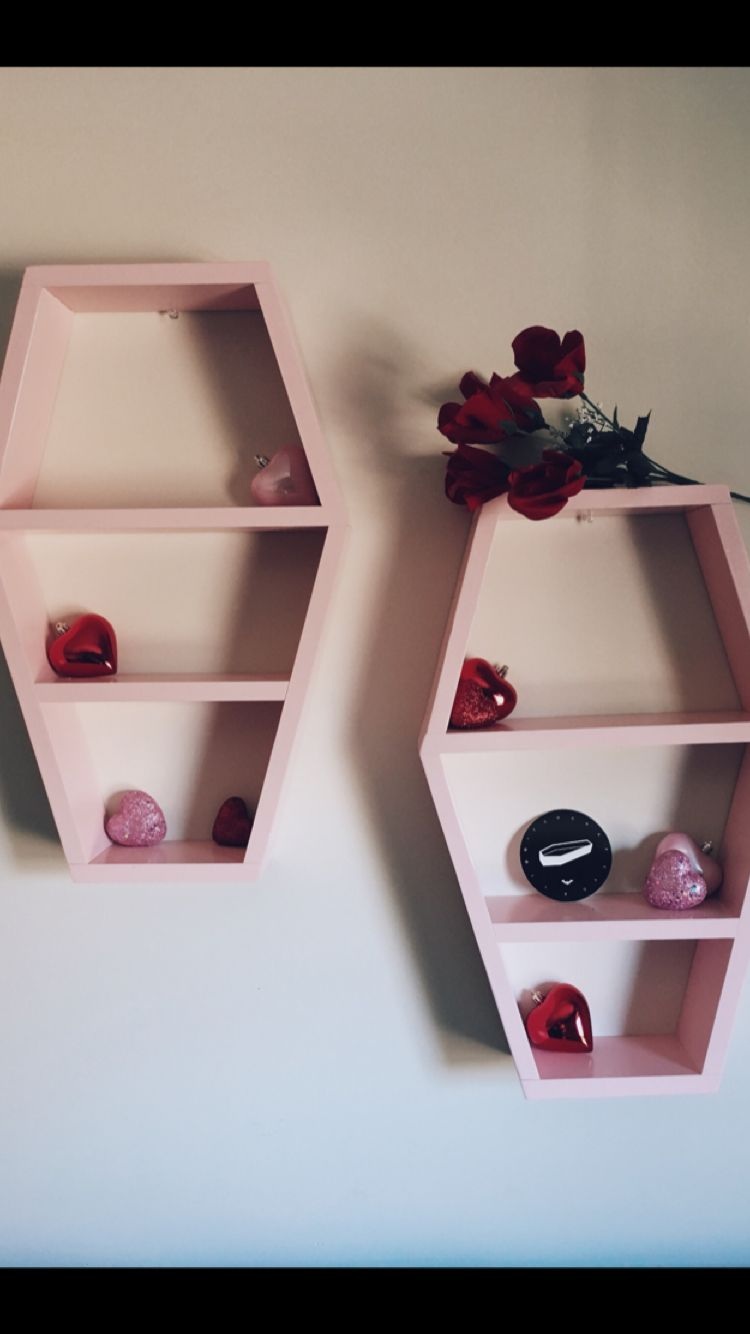 Pin By Caitlyn On Coffin Shelf In 2019 | Shelves, Floating