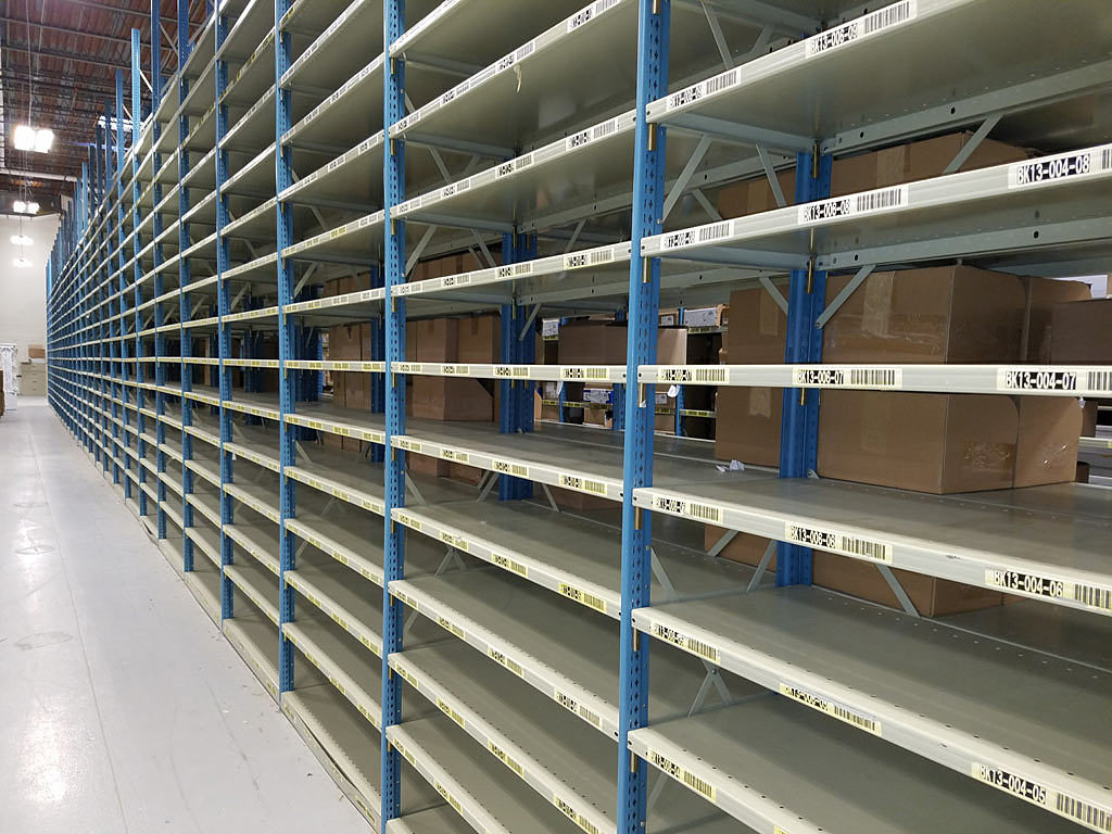 How To Incorporate Steel Shelves In Your Warehouse Design   Blog