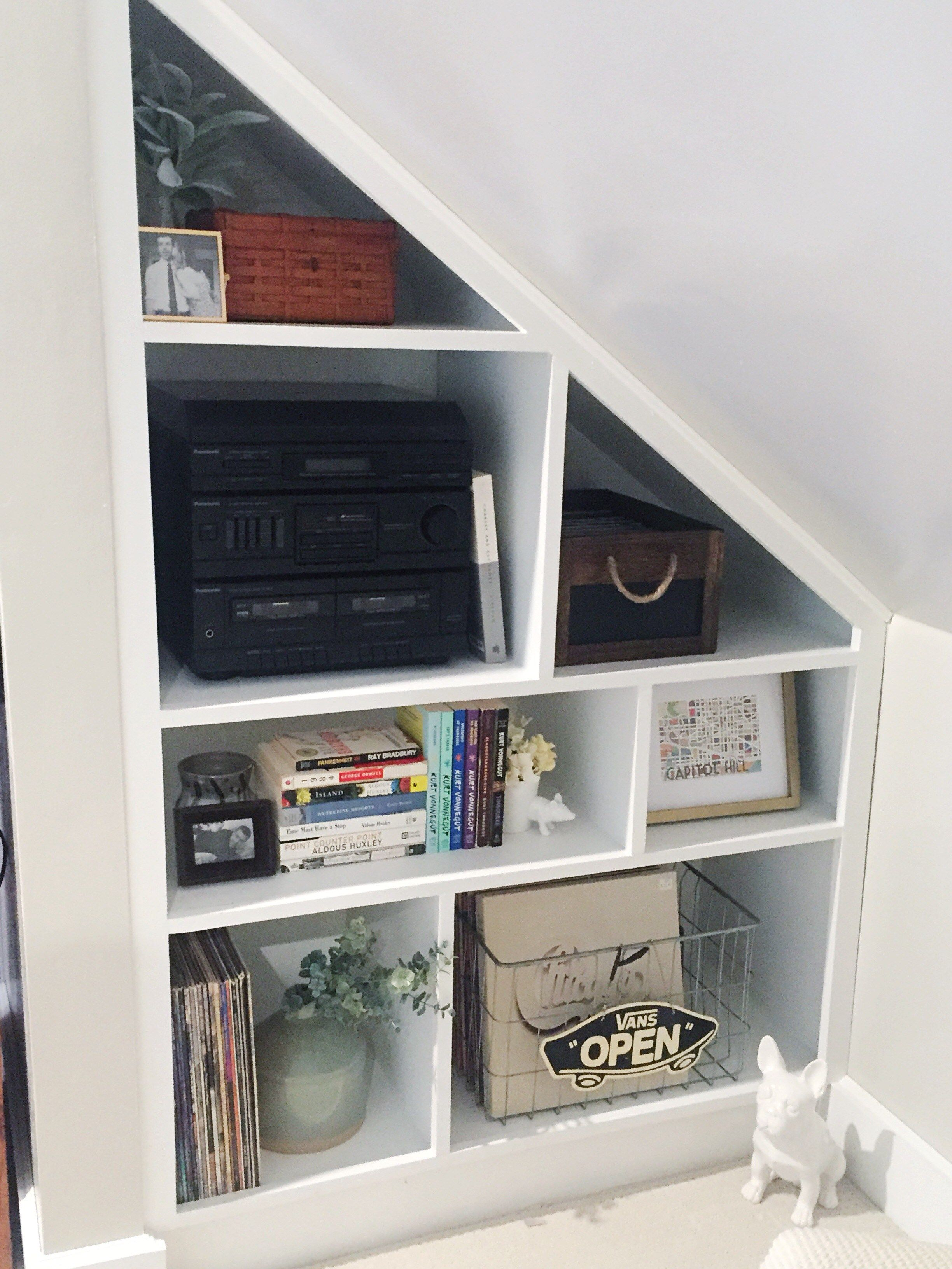 The 6 Secrets To Styling Your Shelves | Shelf Styling