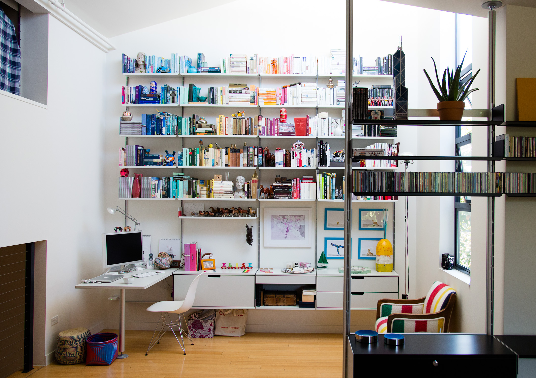 Culture Editor Anna Sinofzik On How Shelves Reveal Our