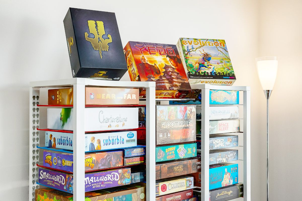 Boxthrone Board Game Shelves (@boxthrone) | Twitter