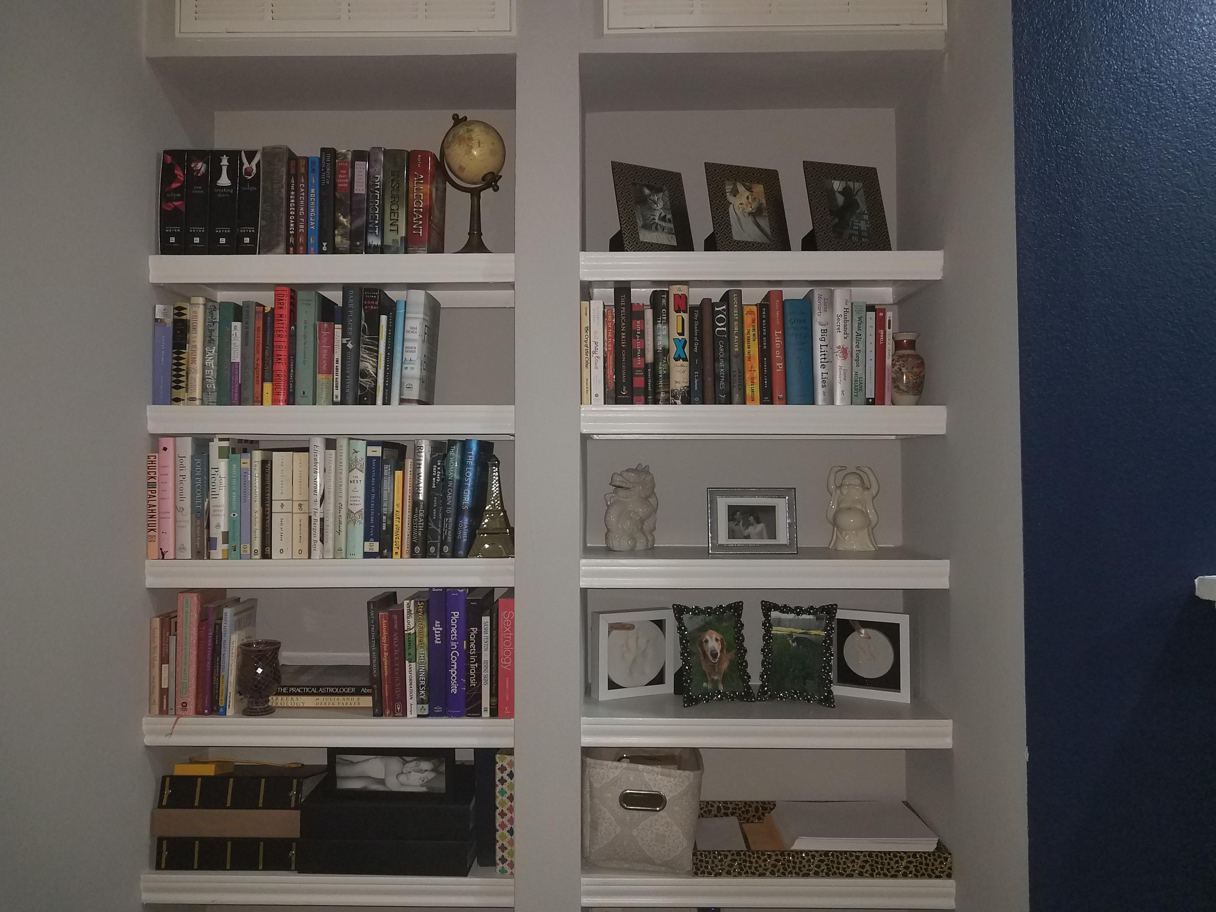 Not Super Impressive Compared To Other Shelves Posted On