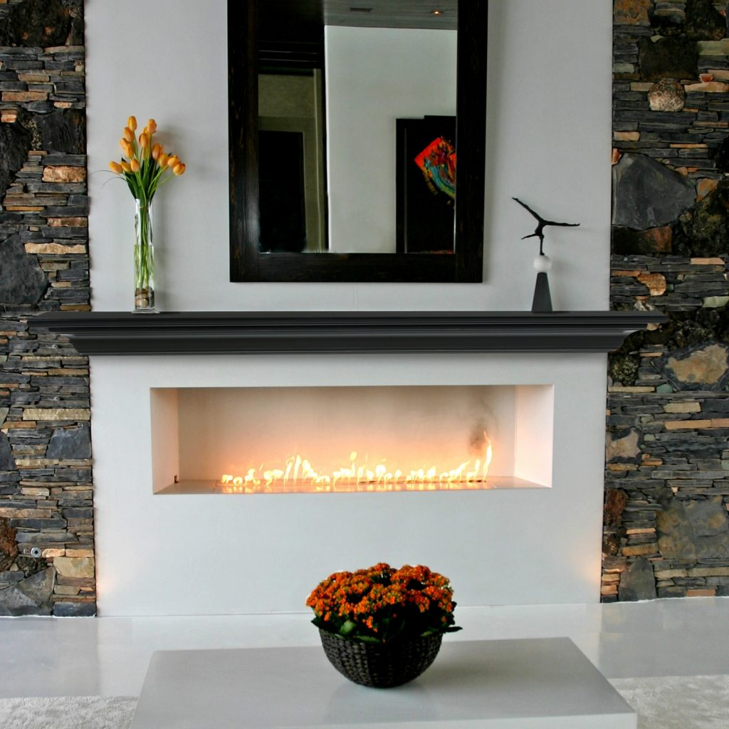 4 Types Of Fireplace Mantel Shelves To Choose From | Ideas 4 Homes