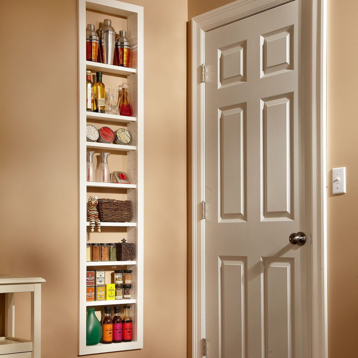 How To Make Your Own Built In Shelves