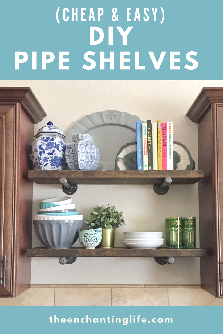 Floating Shelves Archives - The Enchanting Life