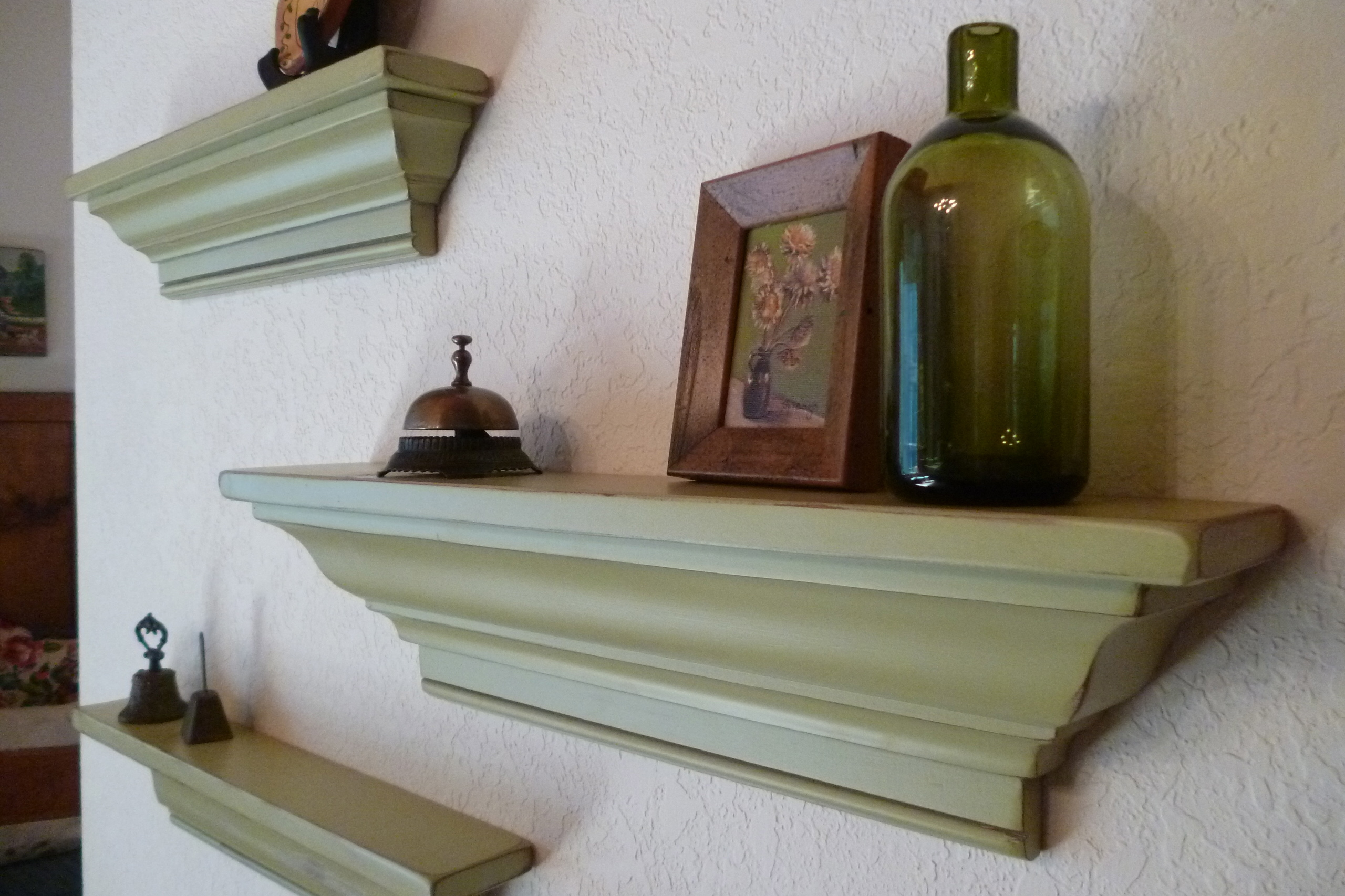 Wall Shelves | Colonial Woodwrights