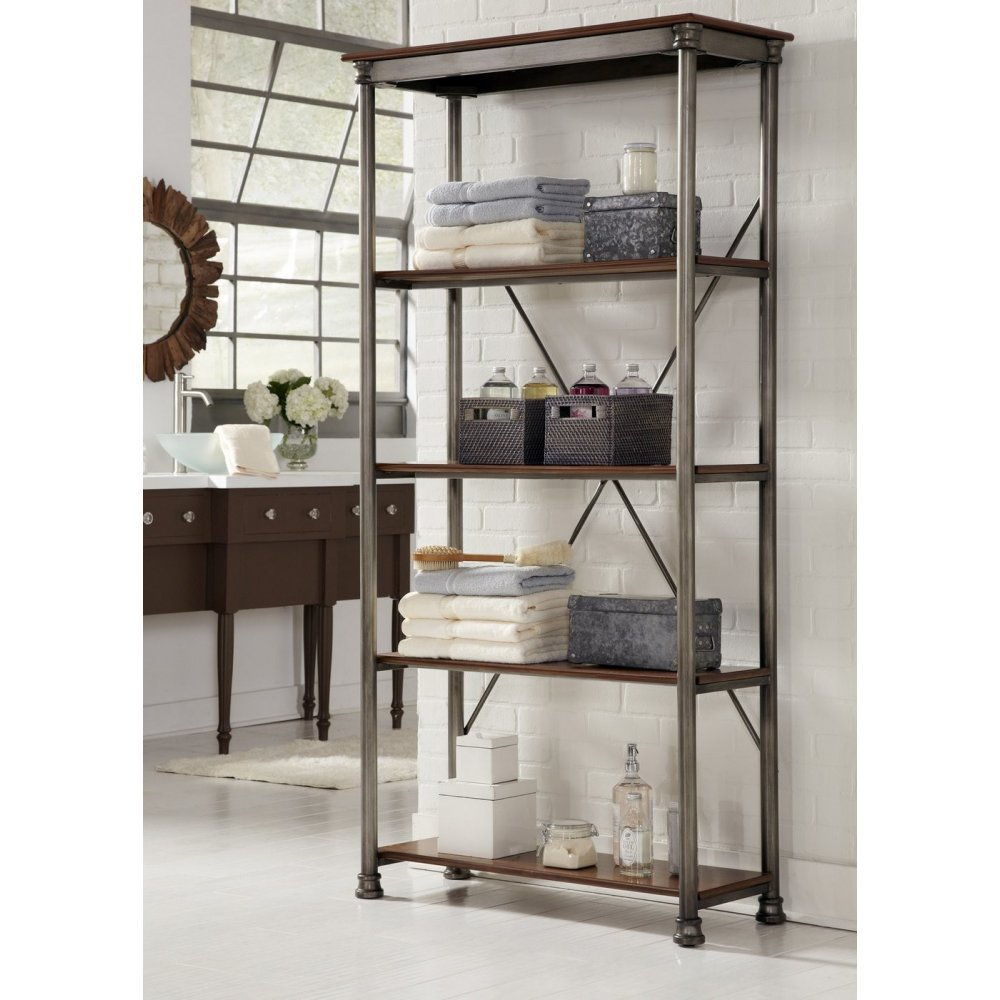 The Orleans Multi-function Shelves | Home Styles