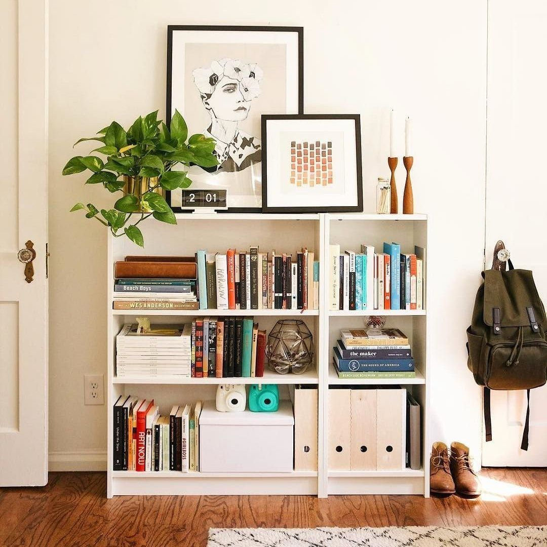 New Darlings - Organizing Shelves And Creating Your Own
