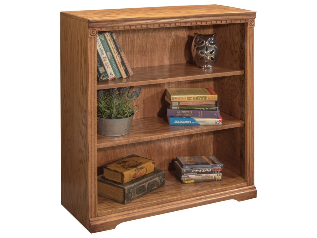 Scottsdale 33 Inch Bookcase With Two Adjustable Shelves By Legends  Furniture At Home Collections Furniture