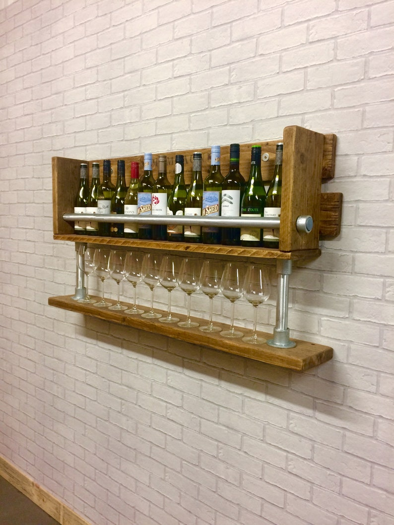 Style Wine Rack Easy Craft