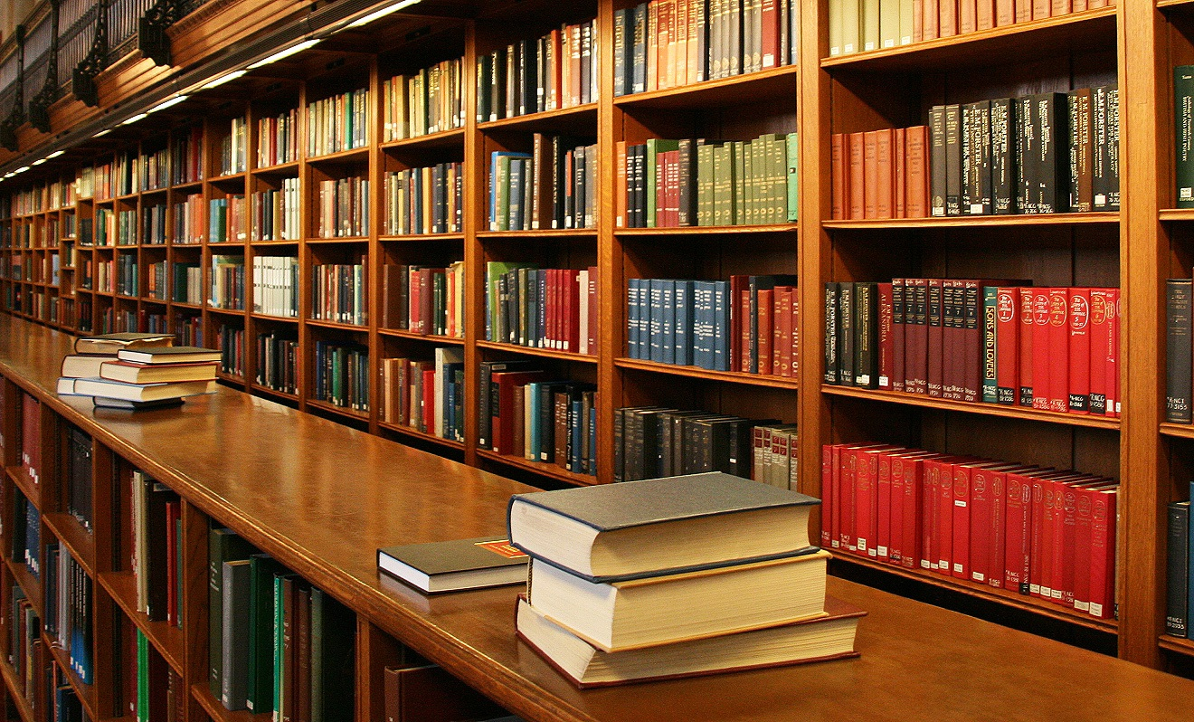 The Flagship New York Public Library Shelves Books By Size