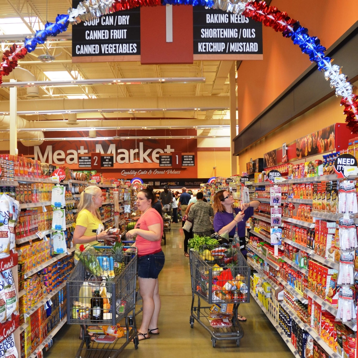 Private Label Groceries To Hit Commissary Shelves At The End