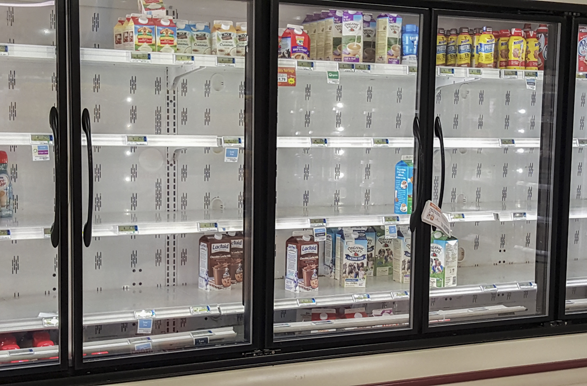 Moaa - Head Of Military Commissaries Says Shelves Must Be