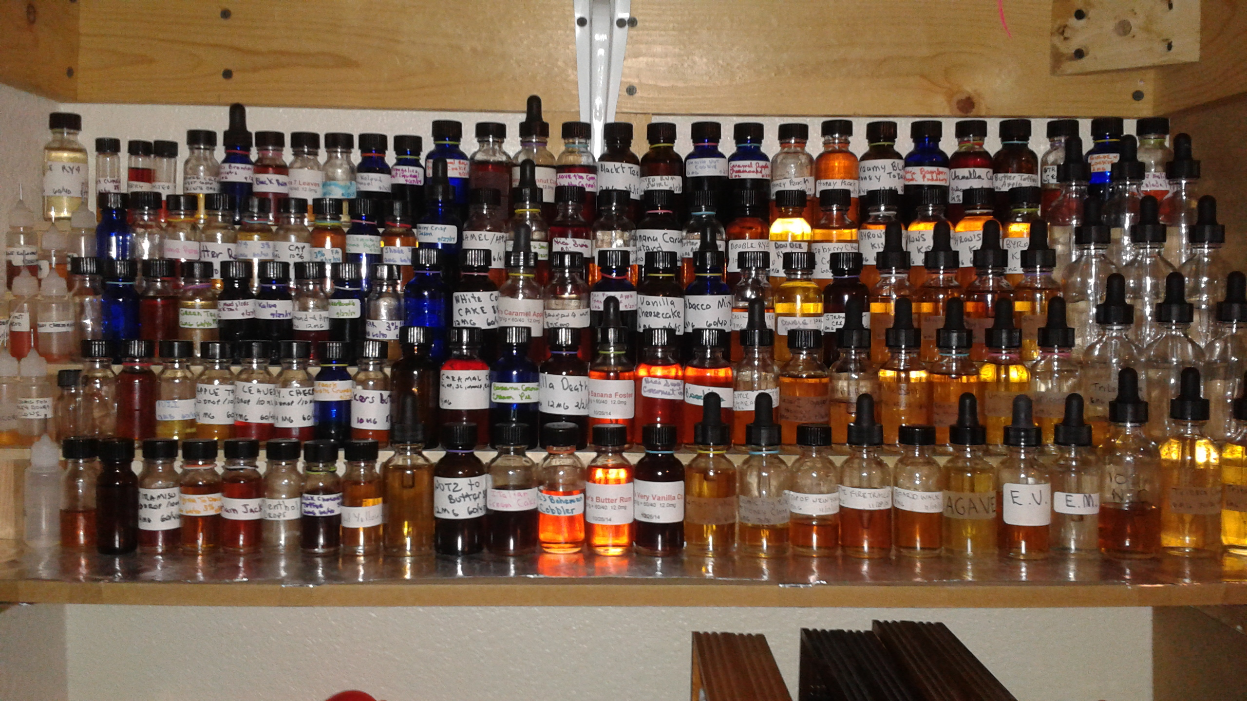 How To Make Quick And Easy Display Shelves - The Pub - E