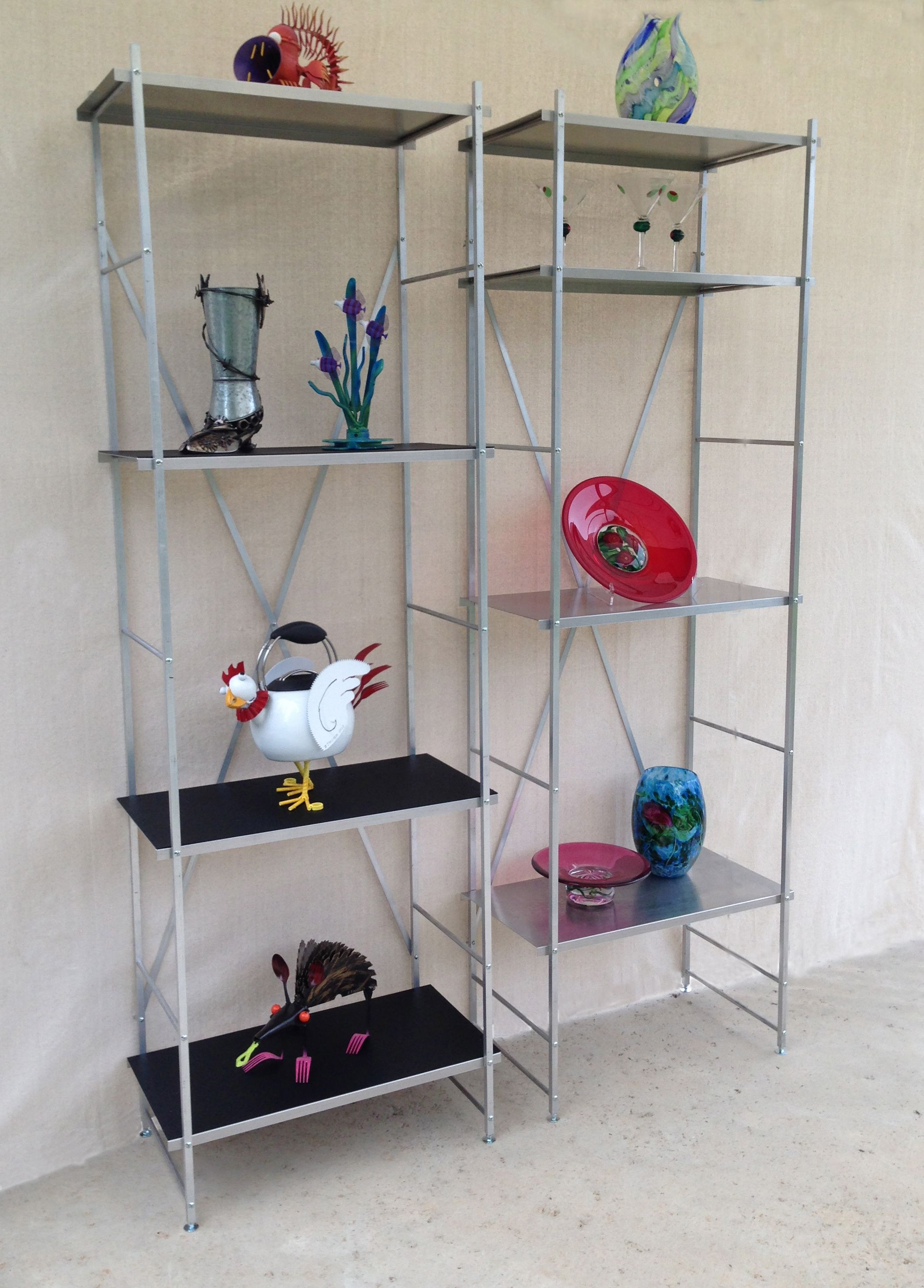 Announcing Our New Insta Shelves Portable, Collapsible