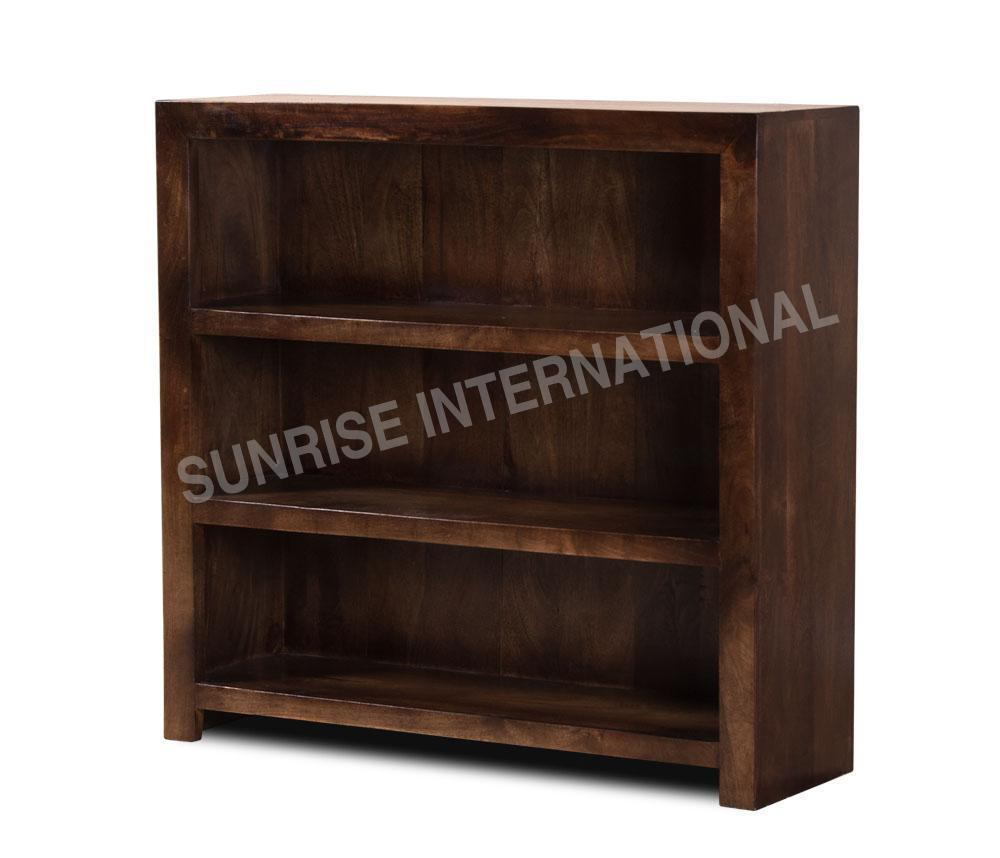 Shelves - Contemporary Wood Wooden Bookcase Book Rack (small) !