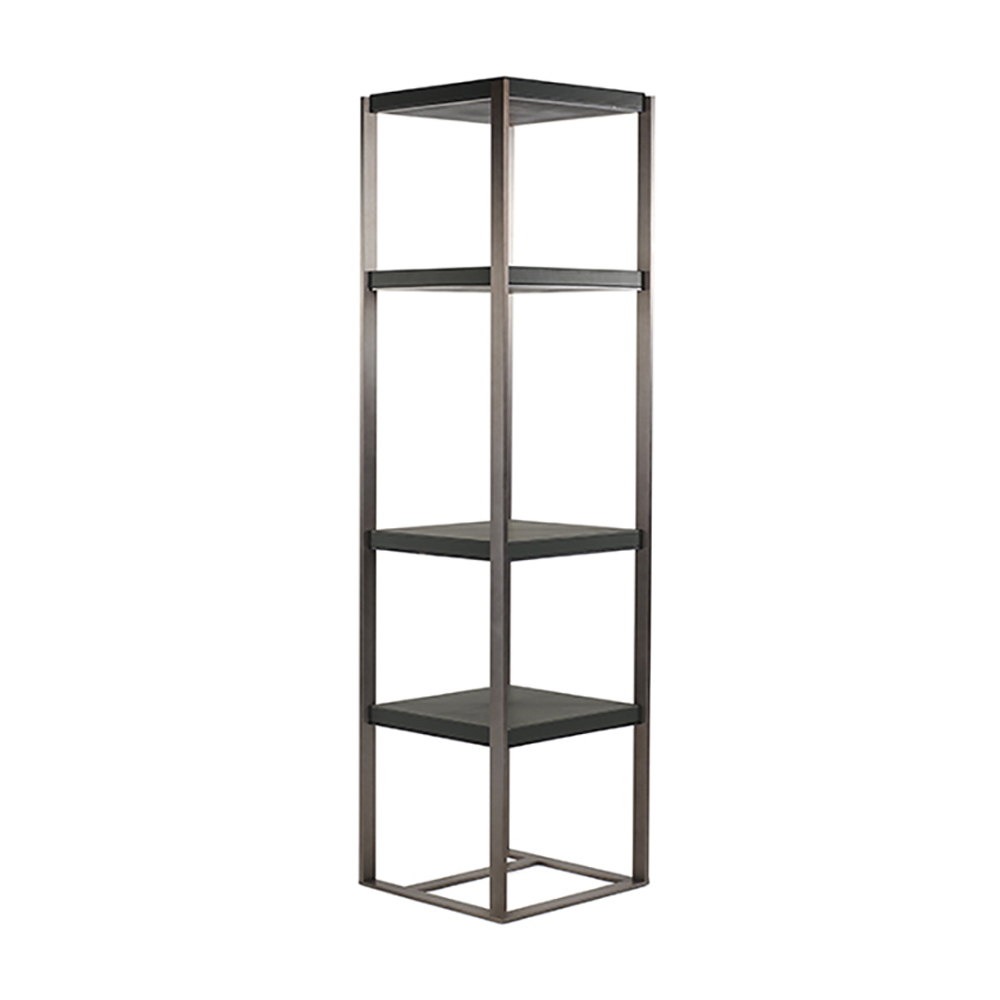 Quality Shelves In Glass & Wood, Designed And Made 100% In Italy