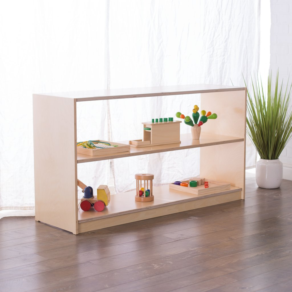 The Best Montessori Toddler Shelves: 6 Options You'll Love