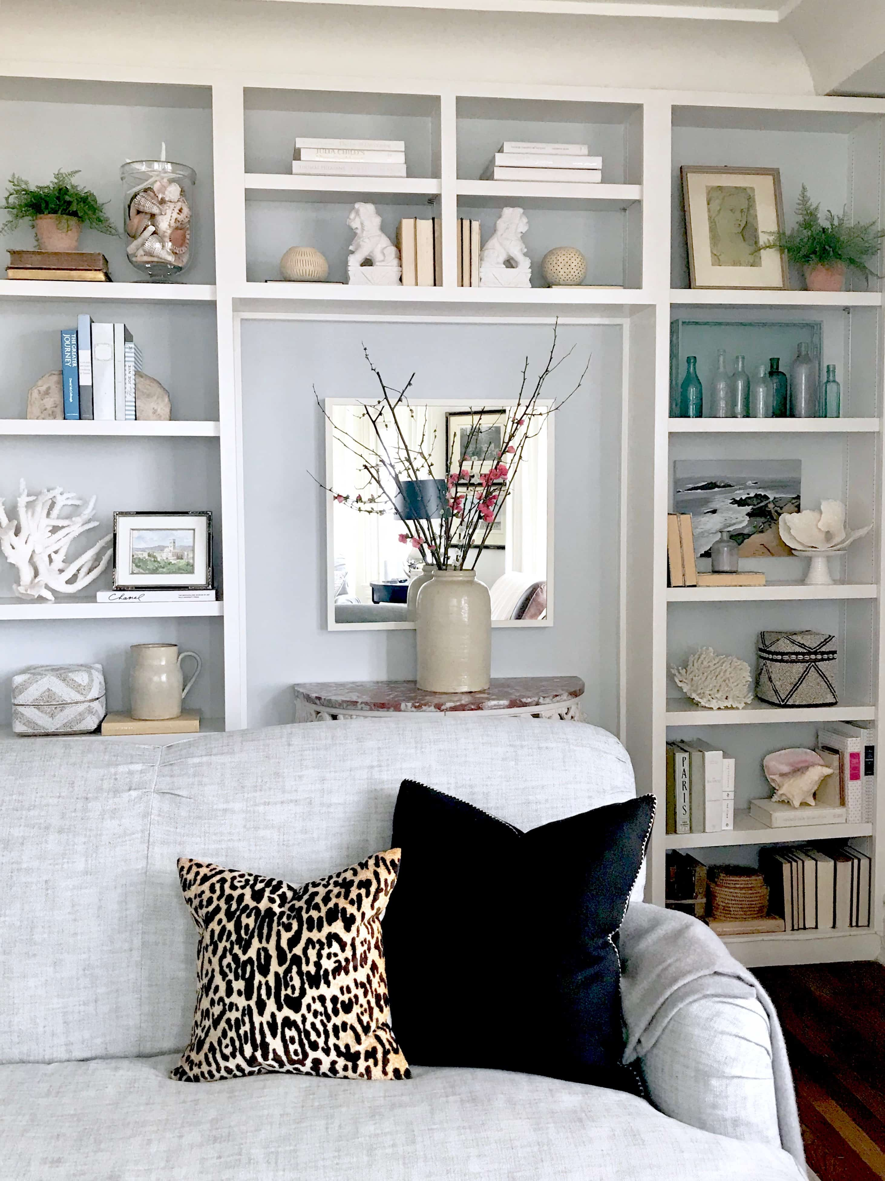 Project Design: Easy Steps To Style Your Shelves - Classic