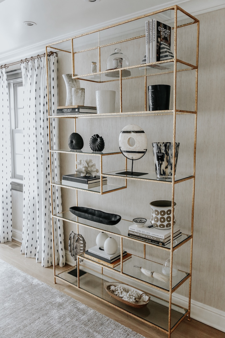 Get The Look: My Dining Room Shelves