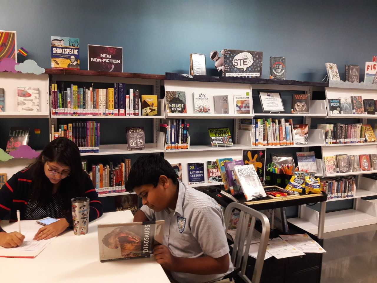 Stocking The Shelves: The Texas Library Association's