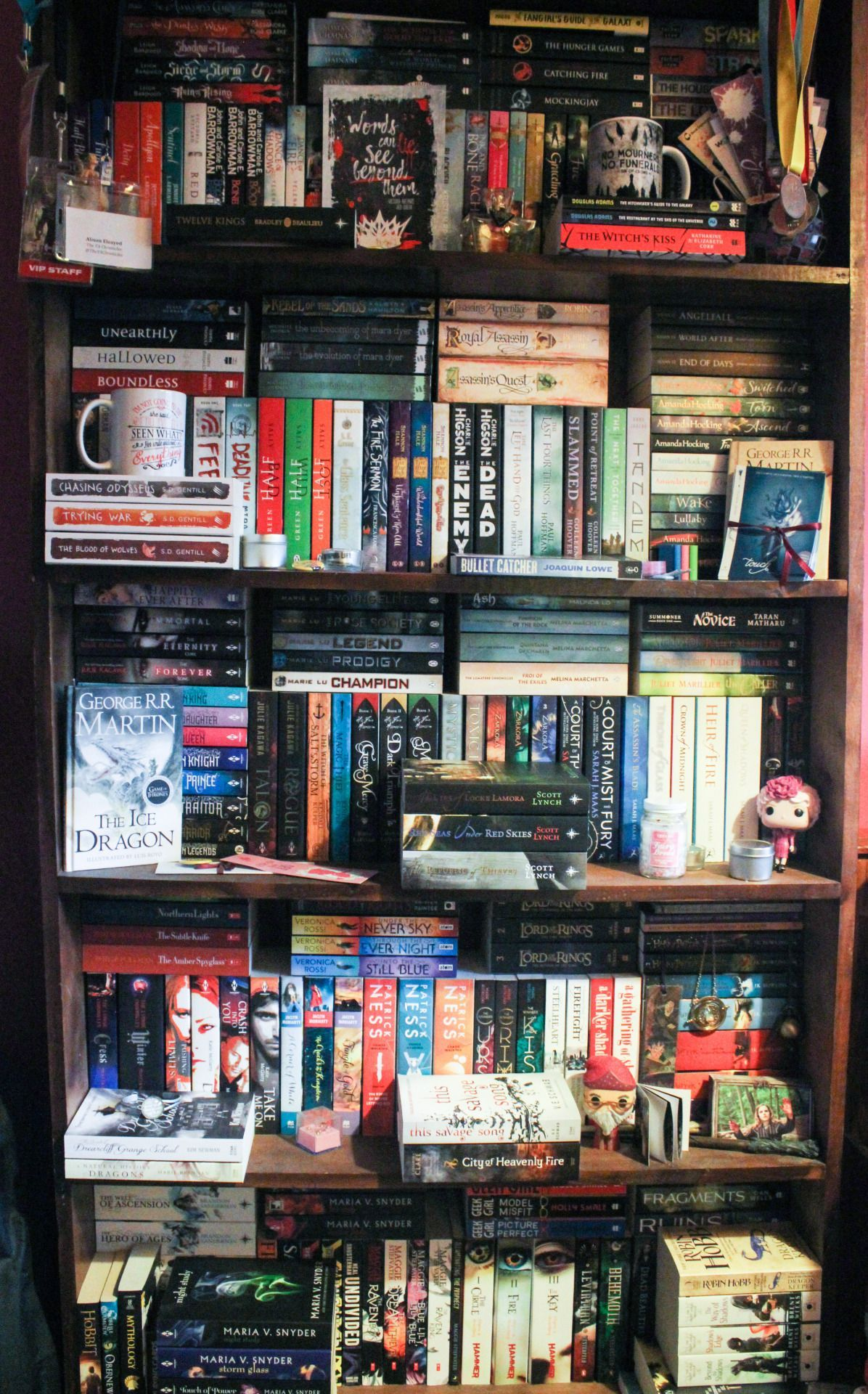 Readaroundtherosie My Shelves Are Getting A Little Too