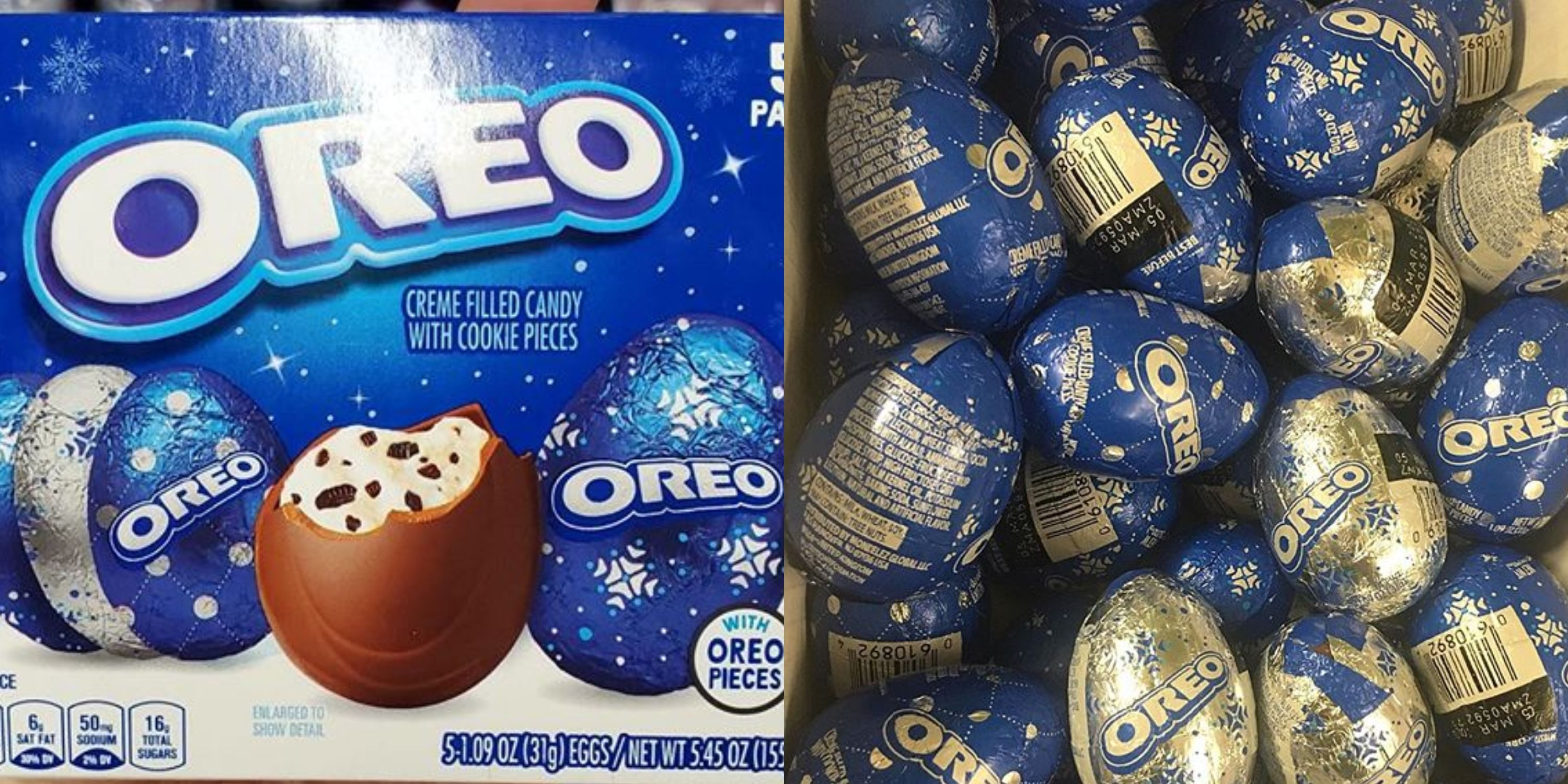 Oreo Eggs Are Back On Shelves This Winter For Some Reason